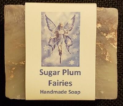 Handmade Soap - Sugar Plum Fairies