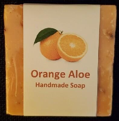 Orange Aloe with Sea Salt