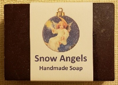 Handmade Soap - Snow Angels