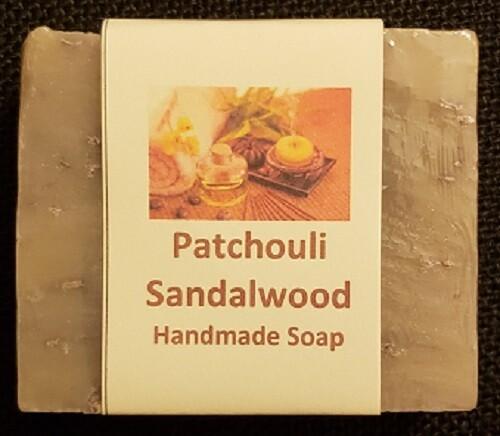 Patchouli Sandalwood