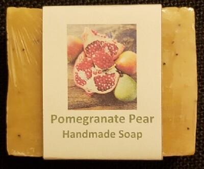 Pomegranate Pear