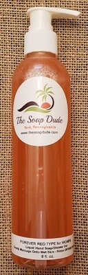 Liquid Soap - Forever Red for Women Type