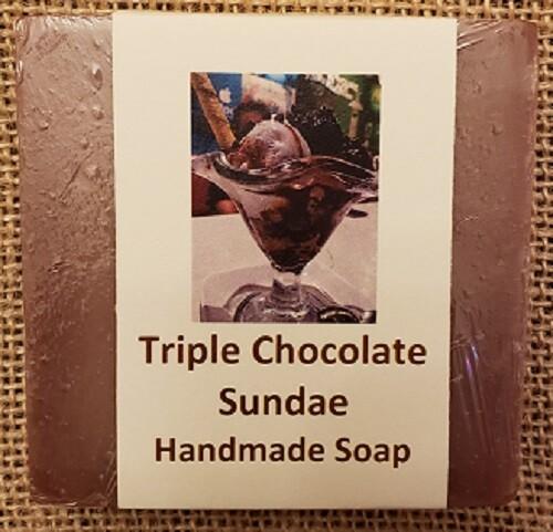 Triple Chocolate Sundae