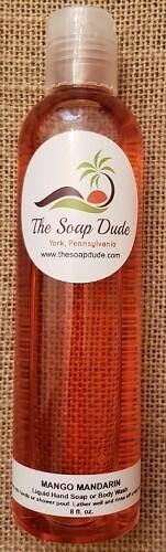 Handmade Soap - Mango Mandarin