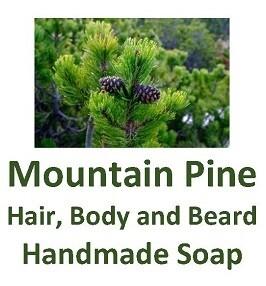 Mountain Pine - Hair, Body and Beard