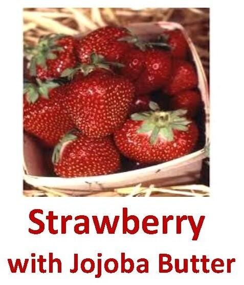 Strawberry with Jojoba Butter