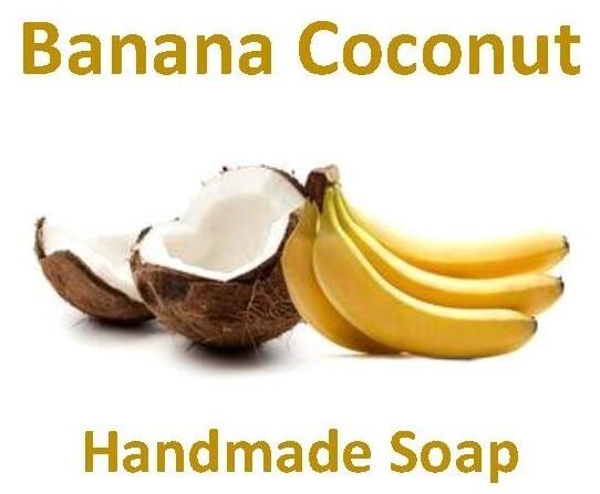 Banana Coconut - Exfoliating