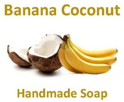 Banana Coconut - Exfoliating