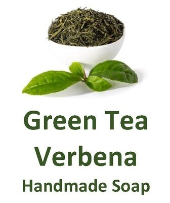 Green Tea Verbena with Sea Salt