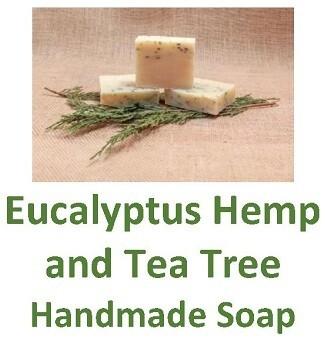 Eucalyptus Hemp and Tea Tree