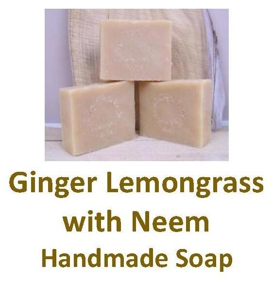 Ginger Lemongrass with Neem