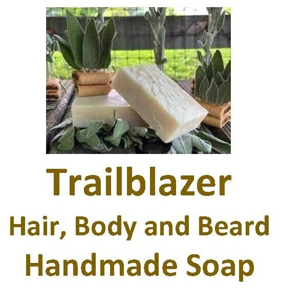 Trailblazer Hair, Body and Beard
