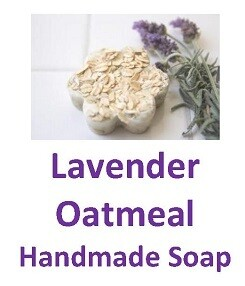 Lavender Oatmeal with Goat Milk