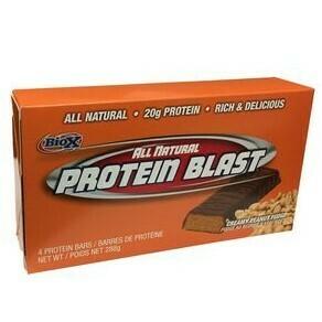 Protein Blast Bars 72 gms