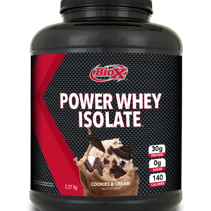 Power Whey Isolate 2.27kg