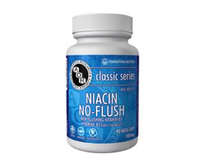 Niacin No-Flush