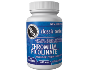 Chromium Picolinate - 90 Capsules