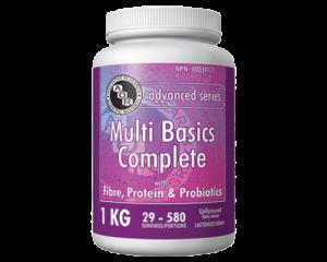 Multi Basics 3 - 180 Capsules