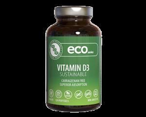 Vitamin D3 - 120 Capsules