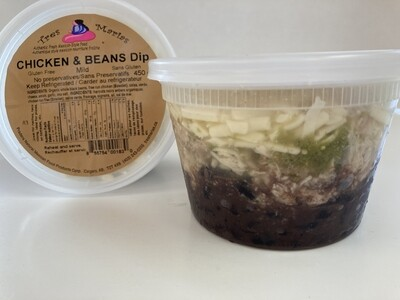Chicken & Beans Dip - Medium Spicy  450 g