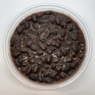Organic Whole Black Beans 270 g