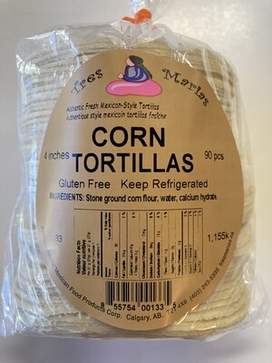 Corn Tortillas 4