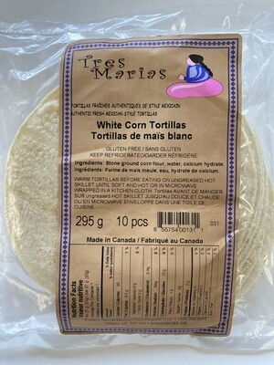 Corn Tortillas 6