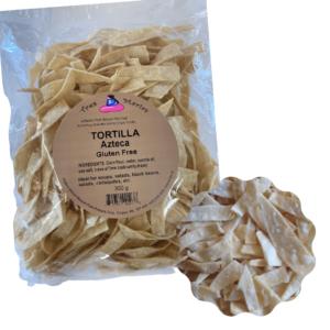 Corn Strips Tortilla Azteca 300 g