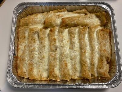 Enchiladas Chicken Mild 12 pcs 1.200 kg