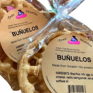 Buñuelos 2 pcs