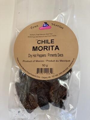 Chile Morita Hot 50 g