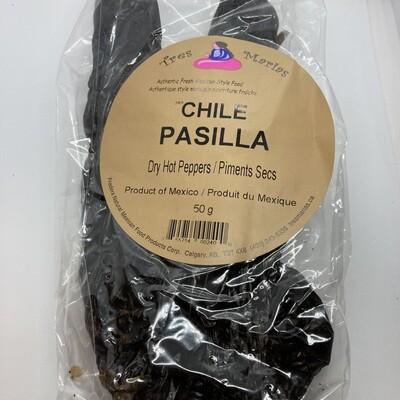 Chile Pasilla Medium 50 g