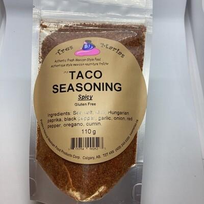 Taco Seasoning Spicy 110 g