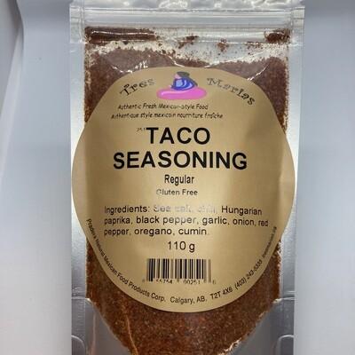 Taco Seasoning Medium 110 g