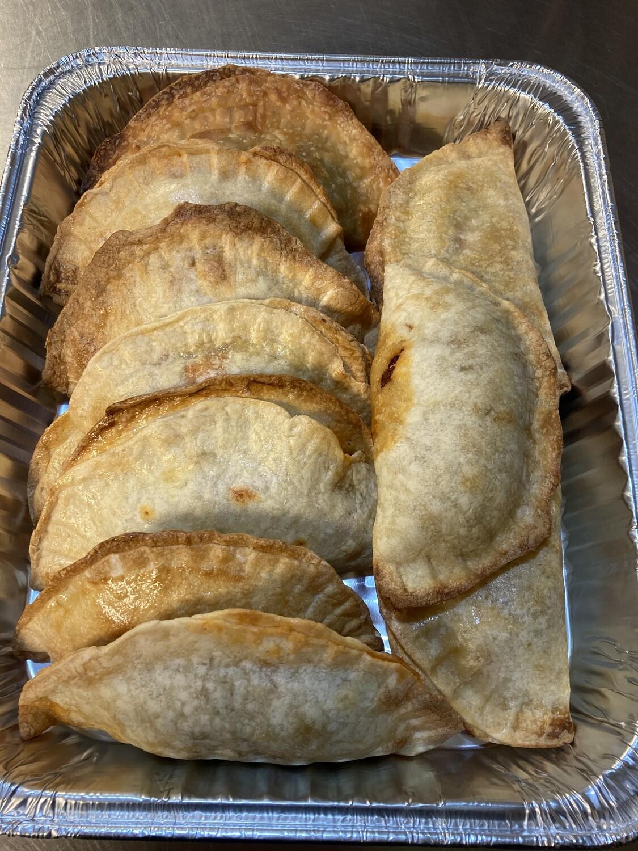 Empanada Trays  Assorted 10 pcs 1 kg
