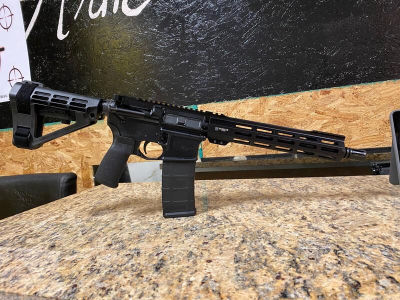 Surplus Arme CC15 Gen 2 5.56
