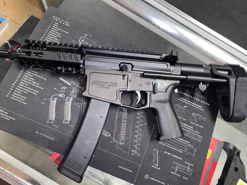 Surplus Arme Defender 9 2.0 Scorpio