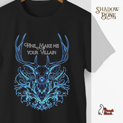 Shadow and Bone Stag Tee