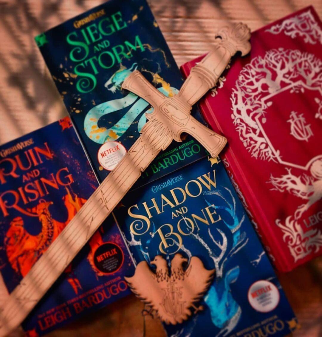 The Grisha Specials - Paint your Bookstagram Kit