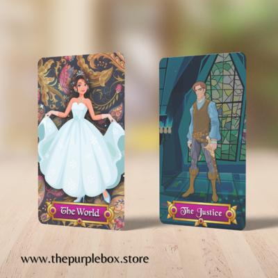 Serpent and Dove Tarot Cards