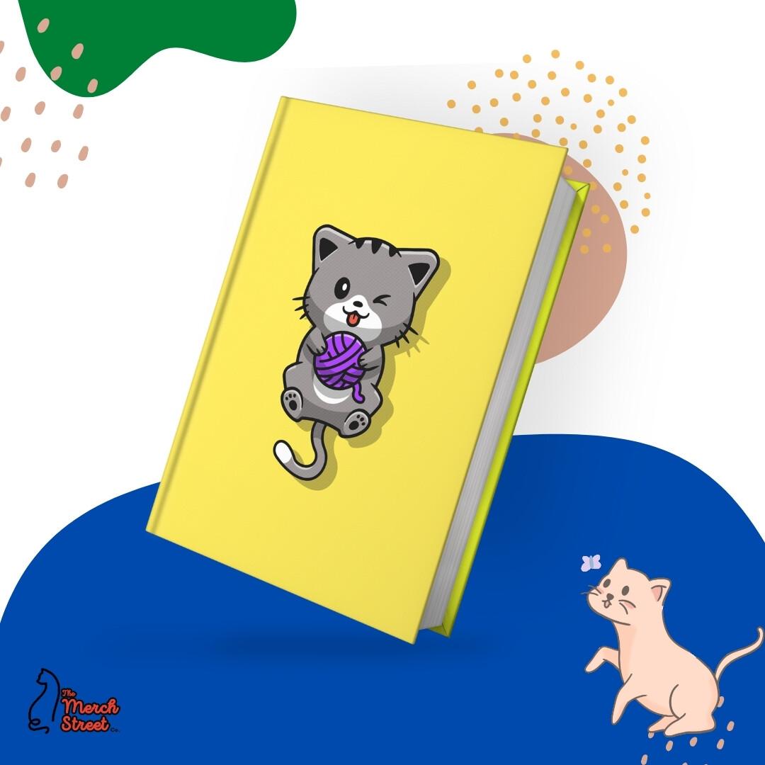 Cute Cat Journal