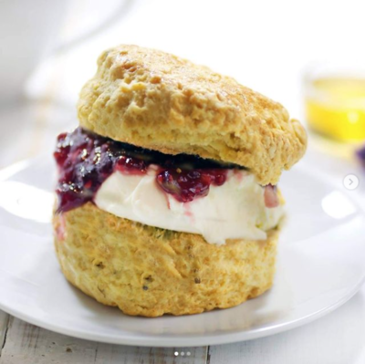 Award Winning Cream Tea