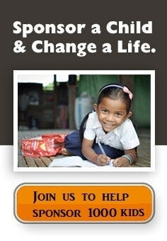 TOUCHING THE NATIONS - Support A Child