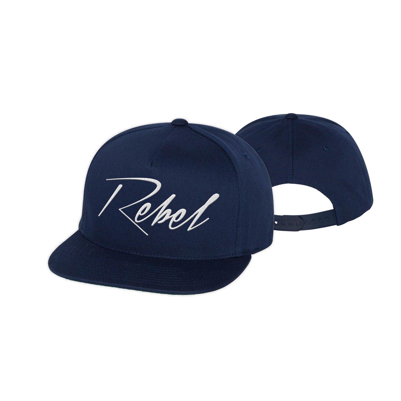 Rebel Snapback cap