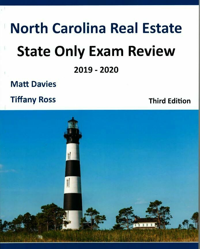 NC RE State Only Review Packet