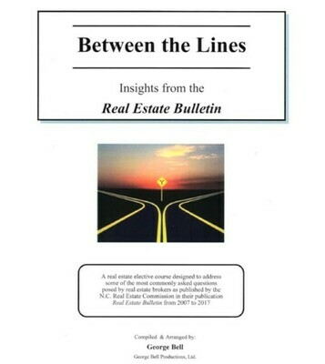Between the Lines elective #3461, Sept 29, 1pm, Wilmington (Southern Choice, 220 Avondale Ave., Suite 103)