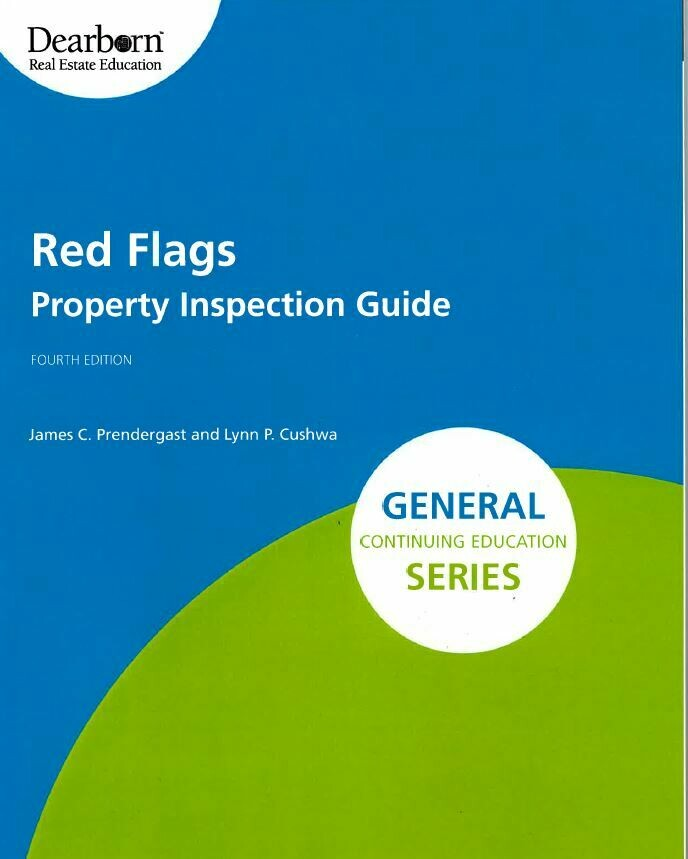 Red Flags: Property Inspection Guide elective #2206, Feb 2, 1pm, Wilson (Forest Hills Clubhouse, 1001 Forest Hills Rd. NW) - CANCELLED