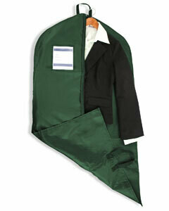 Garment Bags with Zubrod Logo