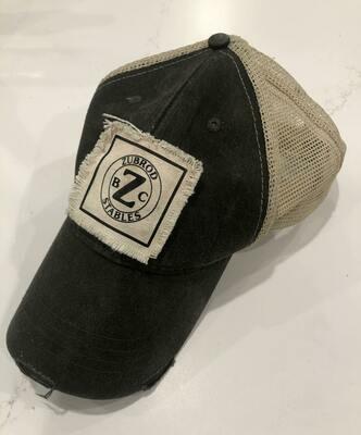 Trucker Hat Grey