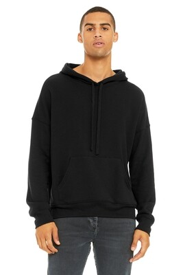 Unisex Hooded Sponge Fleece Sweatshirt